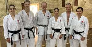Perth JKA SKC Karate Perth - Karin Prinsloo