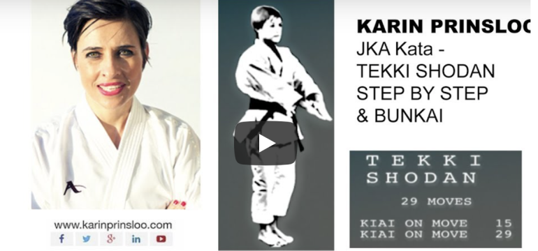 tekki shodan, Karin Prinsloo, karate, karate Perth, Perth Karate, WAJKA, Western Australia Karate, JKA Karate Perth
